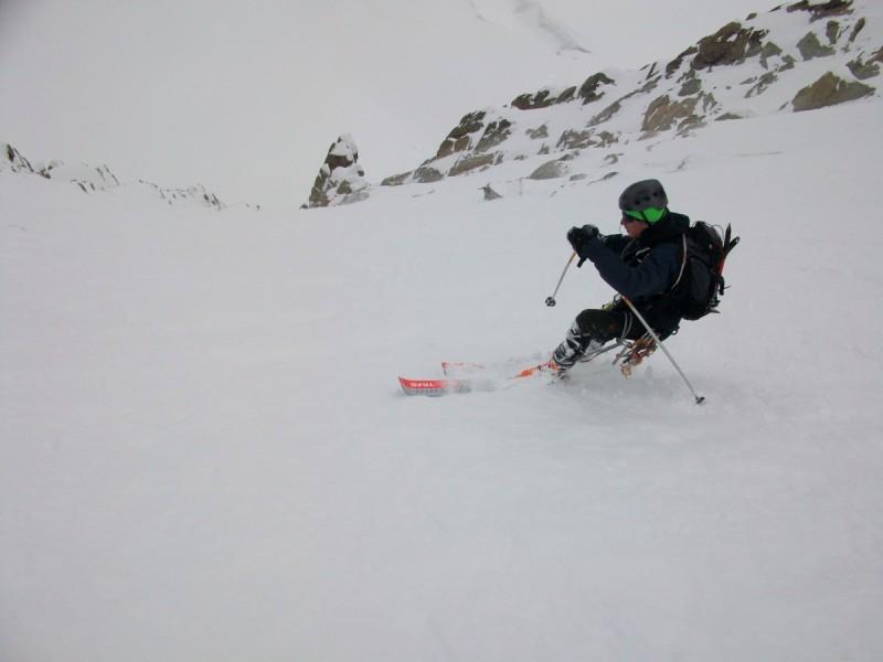 parete nord tour ronde sci
