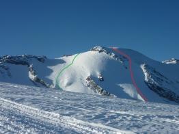 Monte Cristallo - Parete Nord