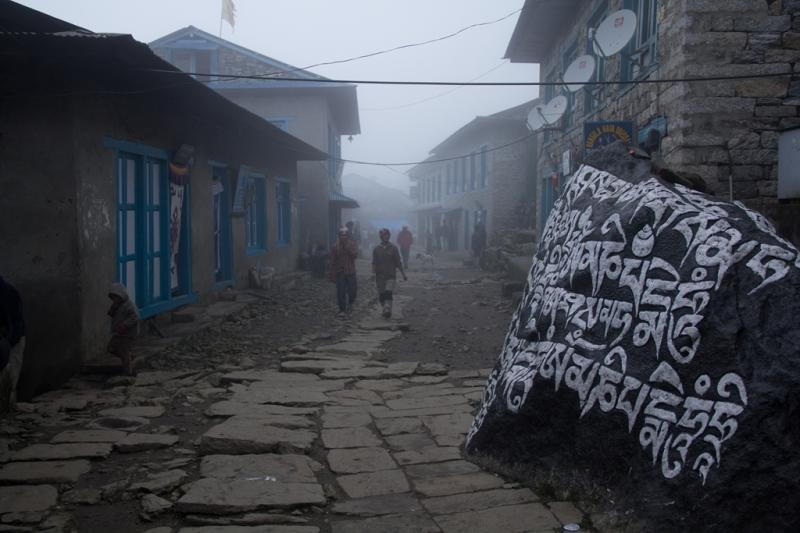 Mountainspace - spedizione lobuche nepal 2012 3