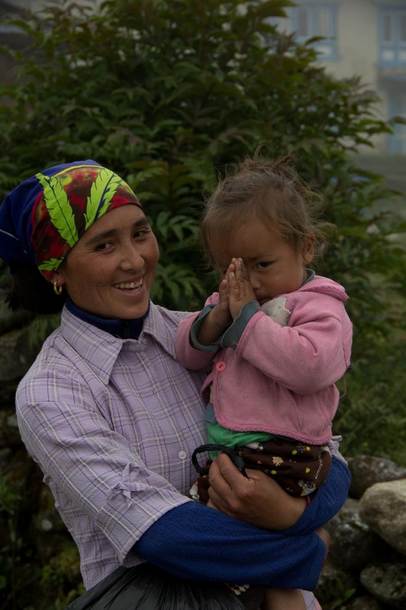 Mountainspace - spedizione lobuche nepal 2012 5