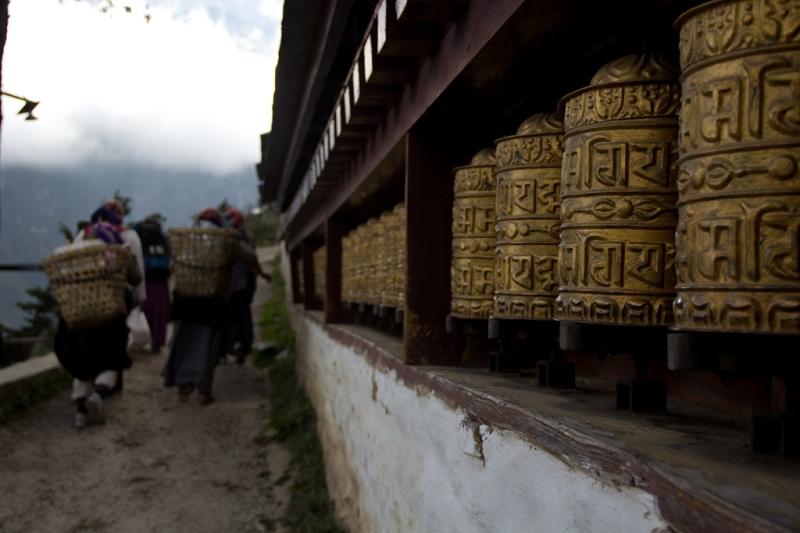 Mountainspace - spedizione lobuche nepal 2012 9