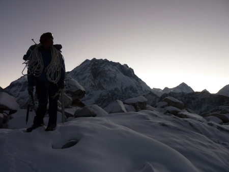 Mountainspace - spedizione lobuche nepal 2012 P1080465