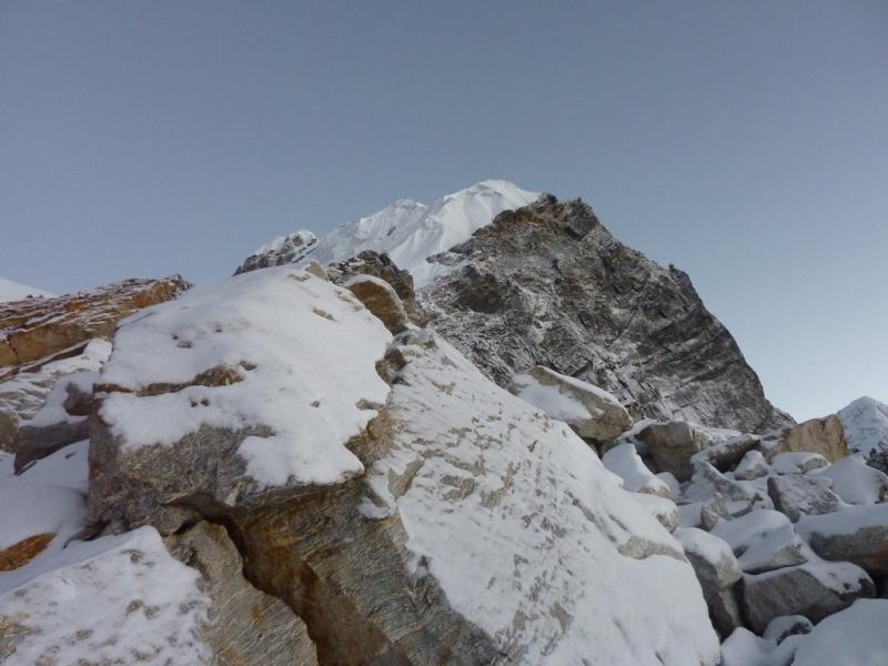 Mountainspace - spedizione lobuche nepal 2012 P1080466