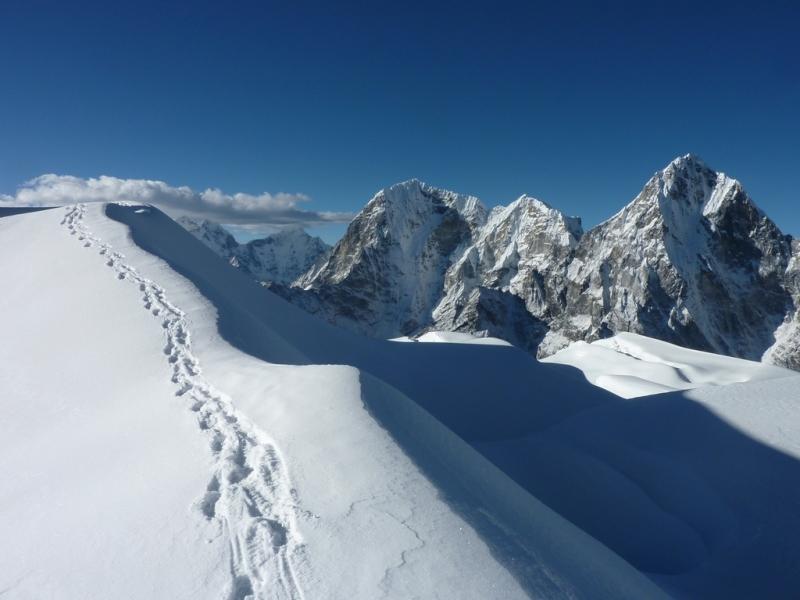 Mountainspace - spedizione lobuche nepal 2012 P1080480