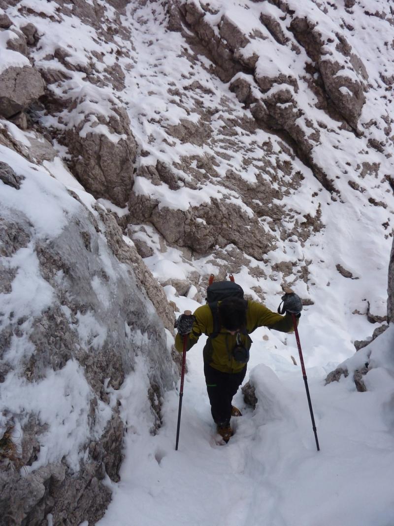 Mountainspace - grignetta segantini invernale 1 2012 P1080707
