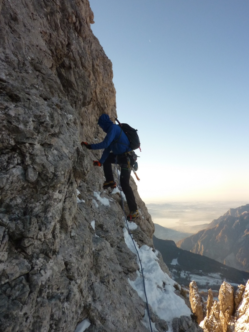 Mountainspace - grignetta segantini invernale 1 2012 P1080721