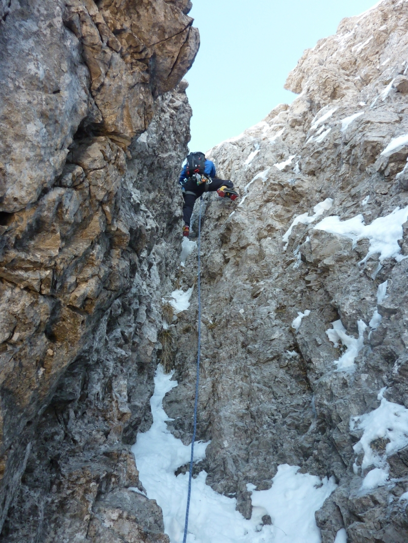 Mountainspace - grignetta segantini invernale 1 2012 P1080722