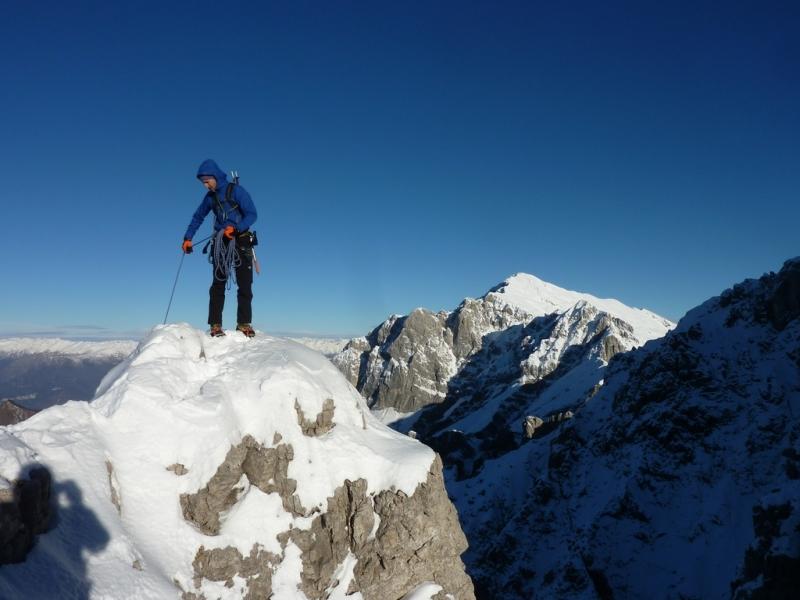 Mountainspace - grignetta segantini invernale 1 2012 P1080724