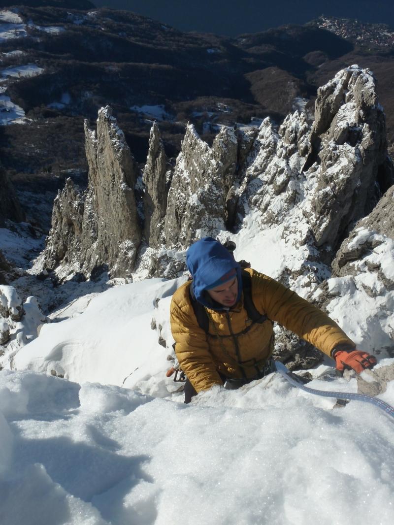 Mountainspace - grignetta segantini invernale 1 2012 P1080727