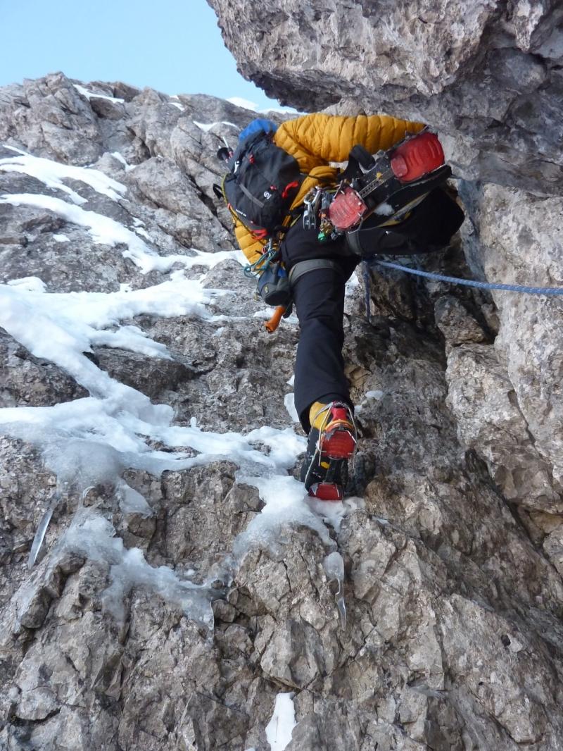 Mountainspace - grignetta segantini invernale 1 2012 P1080734