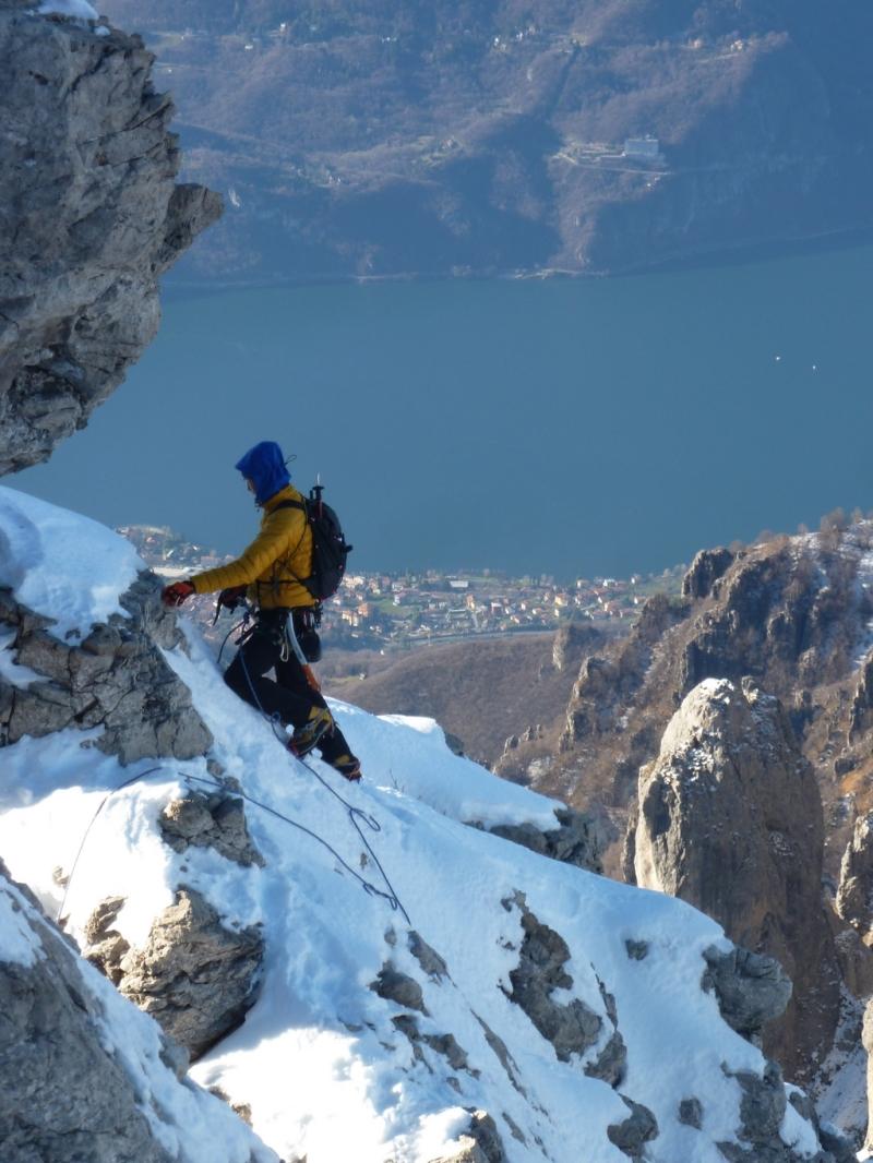Mountainspace - grignetta segantini invernale 1 2012 P1080736