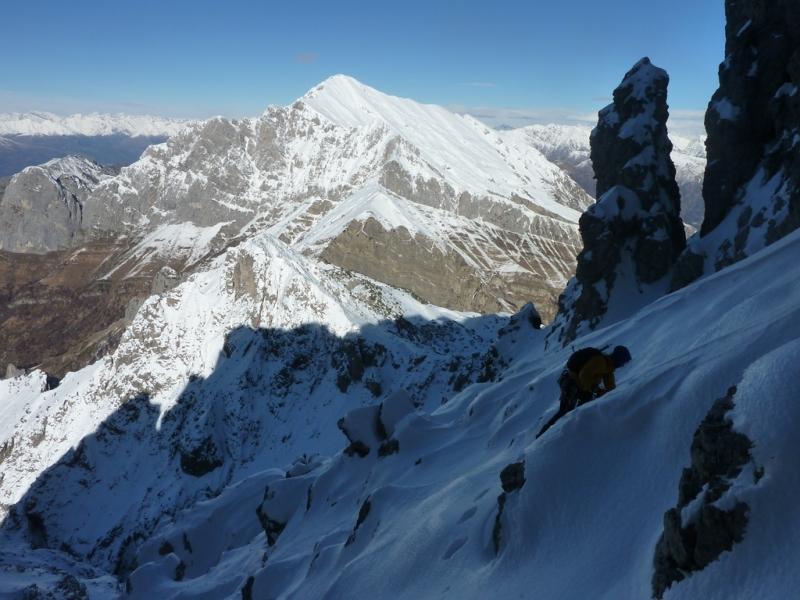 Mountainspace - grignetta segantini invernale 1 2012 P1080739