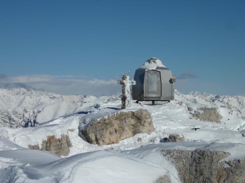 Mountainspace - grignetta segantini invernale 1 2012 P1080749