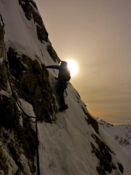 Mountainspace - Grignone magic line P1080775