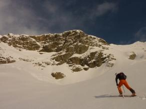 Mountainspace - Surettahorn scialpinismo P1080822