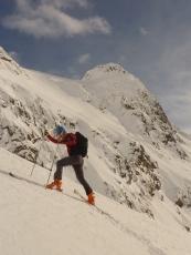 Mountainspace - Surettahorn scialpinismo P1080832