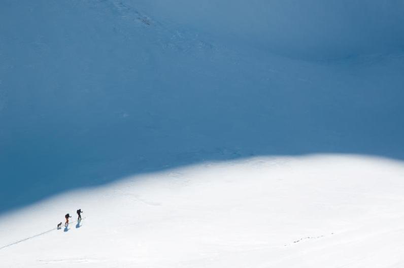 Corno gries canale nord scialpinismo (1)