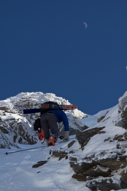 Grieshorn scialpinismo - canale nord (14)