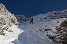 Grieshorn scialpinismo - canale nord (24)