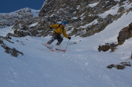 Grieshorn scialpinismo - canale nord (26)