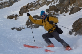 Grieshorn scialpinismo - canale nord (27)