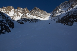 Grieshorn scialpinismo - canale nord (28)