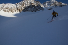 Grieshorn scialpinismo - canale nord (34)