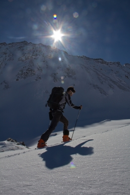 Grieshorn scialpinismo - canale nord (4)
