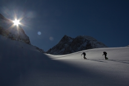 Grieshorn scialpinismo - canale nord (5)