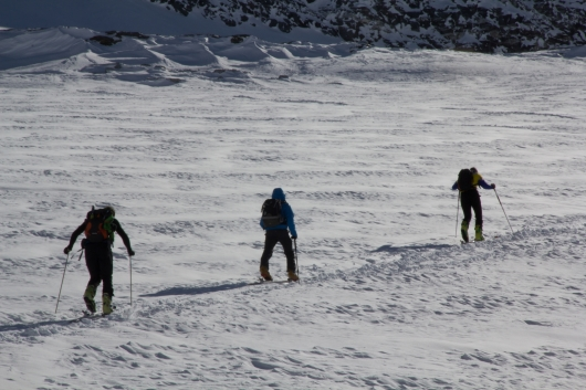 Mountainspace - Breithorn simplon scialpinismo 10