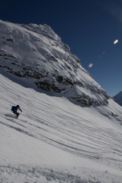 Mountainspace - Breithorn simplon scialpinismo 103