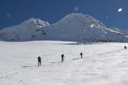 Mountainspace - Breithorn simplon scialpinismo 11
