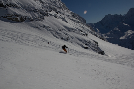 Mountainspace - Breithorn simplon scialpinismo 120