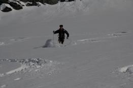 Mountainspace - Breithorn simplon scialpinismo 146