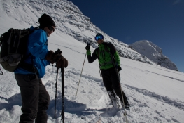 Mountainspace - Breithorn simplon scialpinismo 154