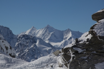 Mountainspace - Breithorn simplon scialpinismo 16