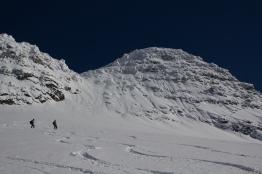 Mountainspace - Breithorn simplon scialpinismo 167