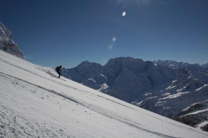 Mountainspace - Breithorn simplon scialpinismo 172