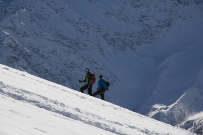 Mountainspace - Breithorn simplon scialpinismo 187