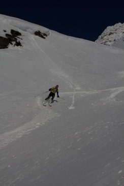 Mountainspace - Breithorn simplon scialpinismo 196