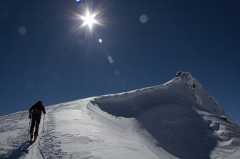 Mountainspace - Breithorn simplon scialpinismo 20