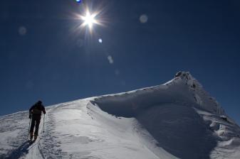 Mountainspace - Breithorn simplon scialpinismo 20