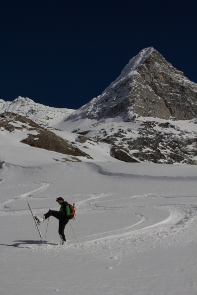 Mountainspace - Breithorn simplon scialpinismo 227