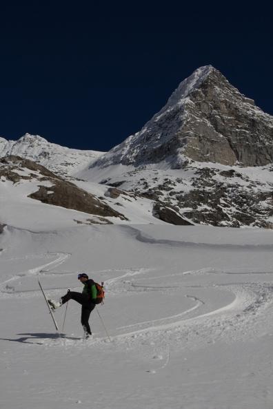 Mountainspace - Breithorn simplon scialpinismo 227