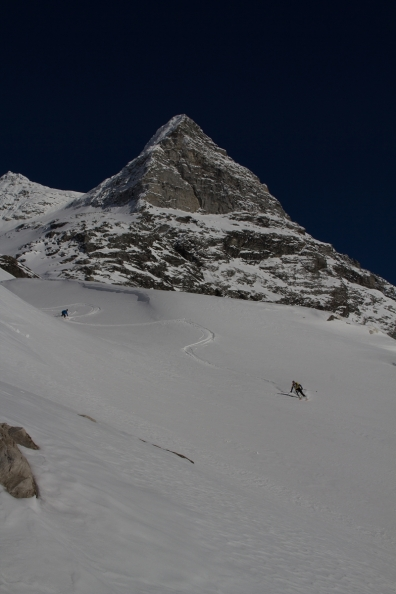 Mountainspace - Breithorn simplon scialpinismo 234