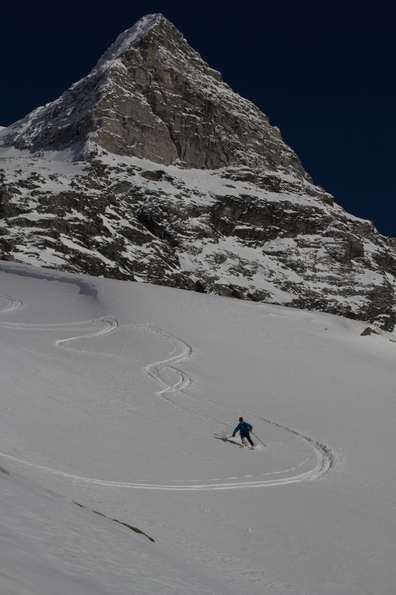 Mountainspace - Breithorn simplon scialpinismo 246