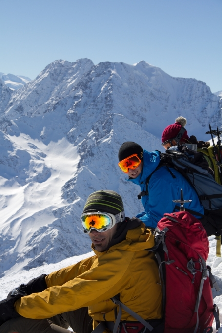 Mountainspace - Breithorn simplon scialpinismo 50