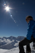 Mountainspace - Breithorn simplon scialpinismo 59