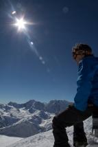 Mountainspace - Breithorn simplon scialpinismo 59