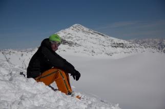 Mountainspace - Breithorn simplon scialpinismo 63